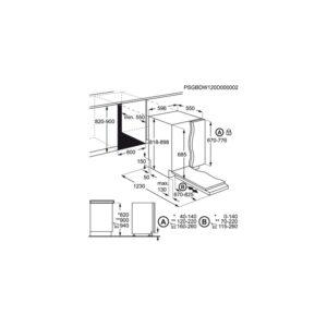 ELECTROLUX TT814R3 – codice articolo 003
